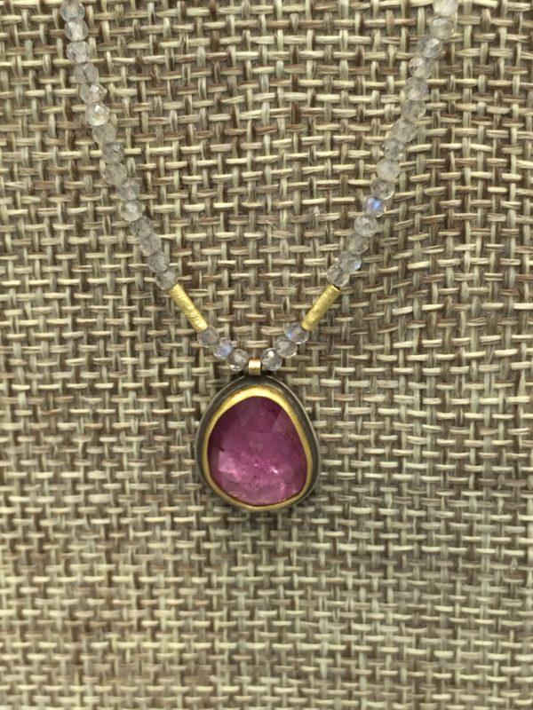 Tourmaline-necklace