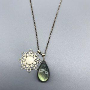 lab necklace